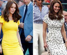 Kate Middleton Tidak Pernah Memakai Baju Warna Oranye, Ini Alasannya