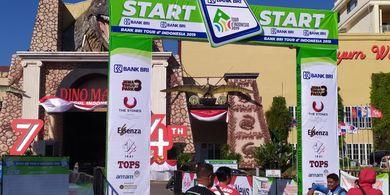 Etape Ketiga Tour d'Indonesia 2019 Tempuh Jarak Terjauh, 193 Kilometer