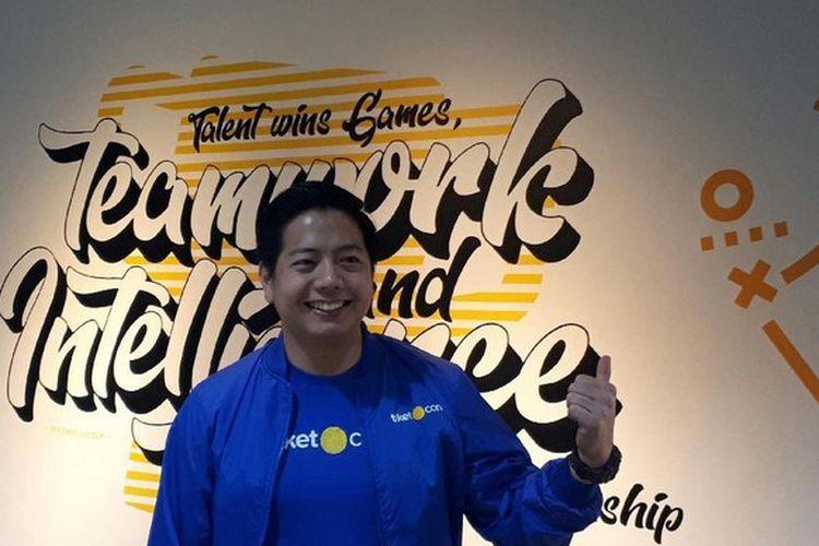 Inilah Dua Kunci Kesuksesan Bisnis Penjualan tiket.com di Indonesia