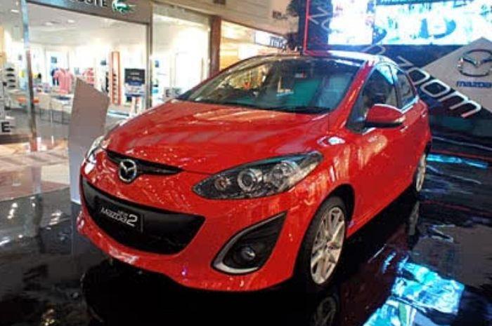 Mazda tipe lawas bisa dapatkan promo aksesoris di Kemayoran