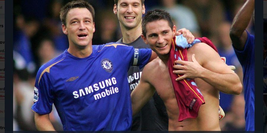Jose Mourinho Pernah Buat Para Pemain Bintang Chelsea Nangis Tersedu-sedu