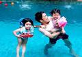 Gemas! Dapat Pesan dari Jokowi, Kedua Putri Desta Kompak Jawab Ini