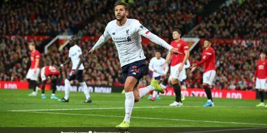 Hasil Liga Inggris - Gol Pemain Pengganti Liverpool Buyarkan Kemenangan Man United
