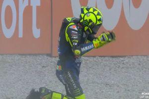 Kutukan Podium Ke-200 Berlanjut, Valentino Rossi Sesalkan Hal Kecil