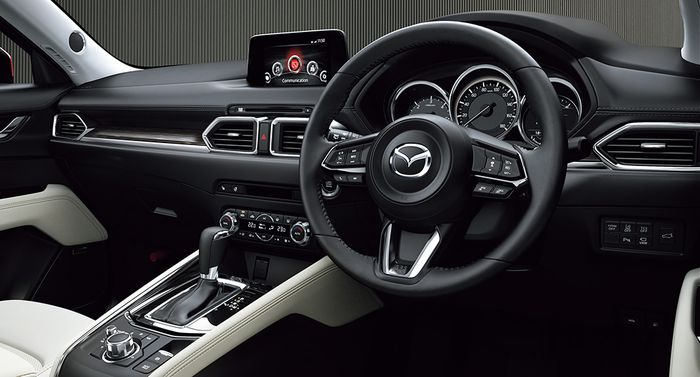 Interior Mazda CX-5 Custom Style 2018