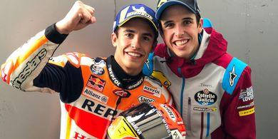 Alex Marquez Disebut Layak Jadi Suksesor Jorge Lorenzo di Repsol Honda