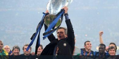 Jose Mourinho Ternyata Masih Suka Nostalgia Bareng Skuad Treble Winners Inter Milan