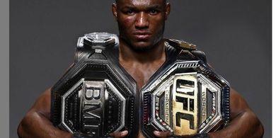 Sah Jadi yang Terbaik di UFC, Kamaru Usman Harus Lawan Raja Tinju Dunia
