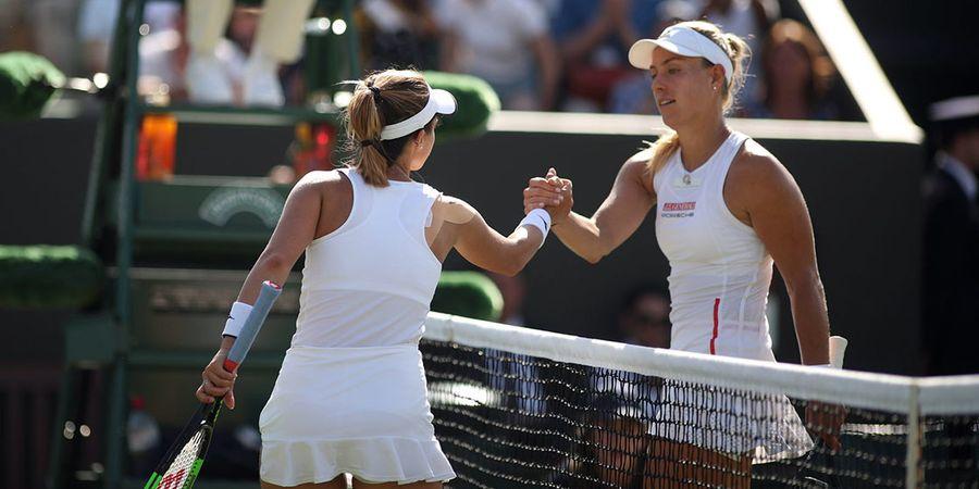 Wimbledon 2019 - Tersingkir, Angelique Kerber Akui Tak Punya Energi