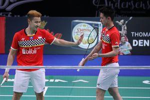 Hasil Final Denmark Open 2019 - Marcus/Kevin Menang, Indonesia Raih 2 Gelar Juara