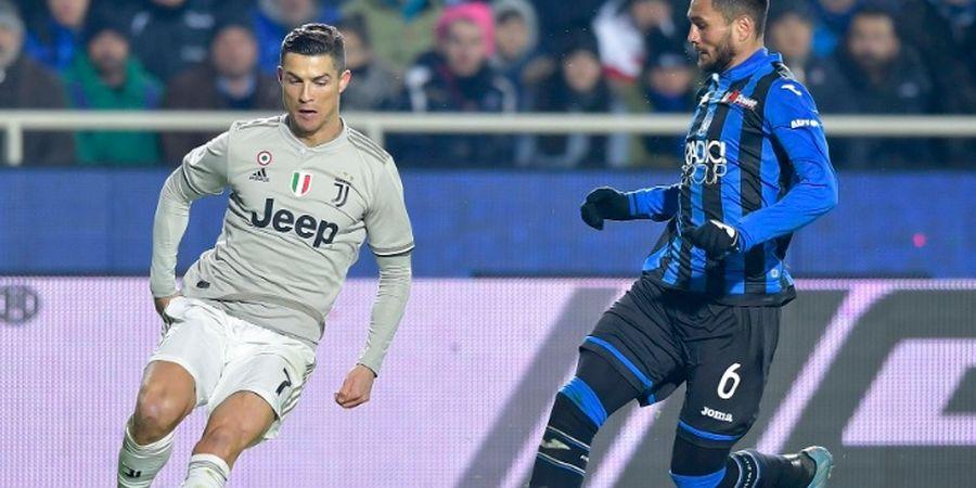 Hasil Coppa Italia - Mainkan Eks Bek Inter, Juventus Dibantai 0-3