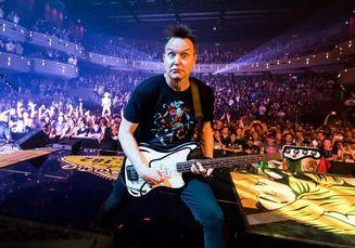 Mark Hoppus Bocorin Judul Lagu Terbaru dari blink-182. Sengaja?