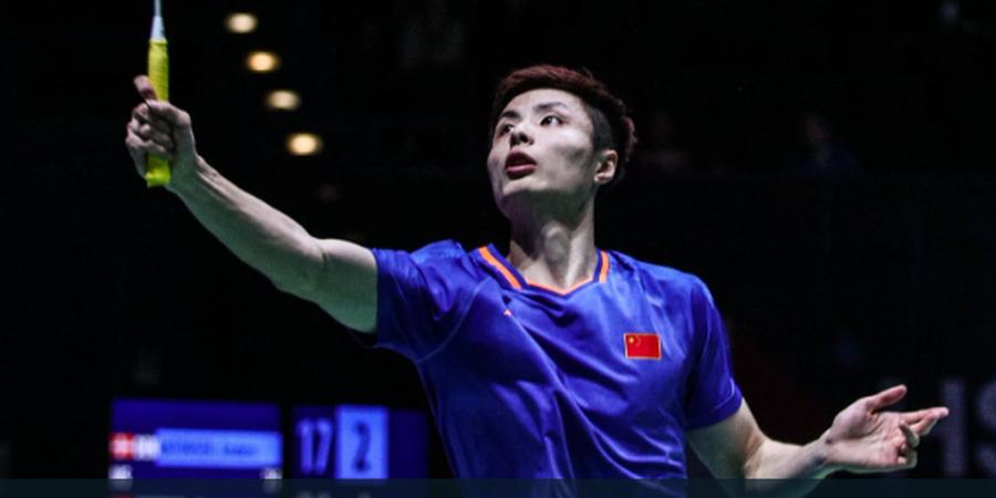 Fuzhou China Open 2019 - Begini Penampakan Cedera Horor Shi Yuqi yang Memaksanya Mundur di Babak Kedua