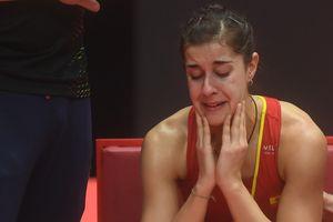 Carolina Marin Gagal Juara di Indonesia Masters, Wasit Minta Maaf