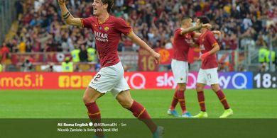 Dikaitkan dengan Manchester United, Ini Respons Nicolo Zaniolo