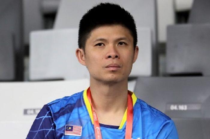 Kepala Pelatih Asosiasi Bulu Tangkis Malaysia (Badminton Association of Malaysia/BAM), Wong Choong Hann.