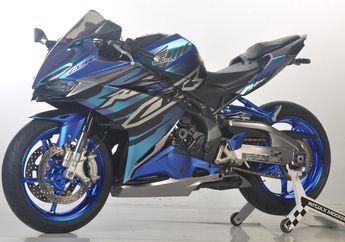 Ini Loh Agar Motor All New Honda CBR250RR Jadi Lebih Mewah & Futristik