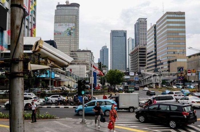 CCTV ETLE bisa juga untuk memantau penunggak pajak