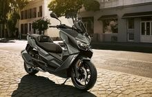 BMW Belum Selesai Dengan C400X, Ternyata Masih Ada Dua Model Baru Lagi
