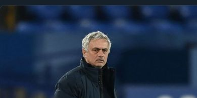 Tangani AS Roma, Jose Mourinho Ingin Culik Gelandang Gagal Manchester United