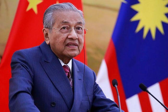 PM Mahathir Mohamad