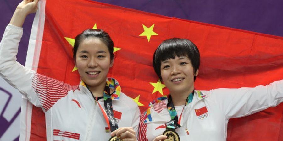 Hasil Final Kejuaraan Asia 2019 - Comeback Chen/Jia Pastikan China Raih Gelar Ke-2