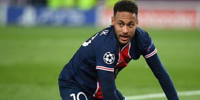 Sudah Janji Bertahan di PSG, Neymar Masih Susun Plot untuk Reuni dengan Lionel Messi