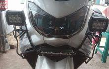 Crash Guard Yamaha NMAX, Mudah dan Bebas Rasa Khawatir