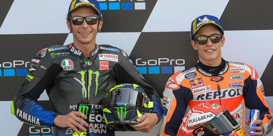 Klaim Mengejutkan Bos Valentino Rossi soal Marc Marquez di MotoGP