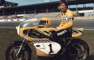 Berita MotoGP - Valentino Rossi Puji Kenny Roberts, Sang Pengubah Sejarah