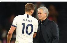 Jose Mourinho Dipecat Tottenham Hotspur, Harry Kane Kirim Salam Perpisahan