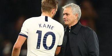 Harry Kane Cedera di Laga Tottenham Kontra Everton, Jose Mourinho Angkat Bicara