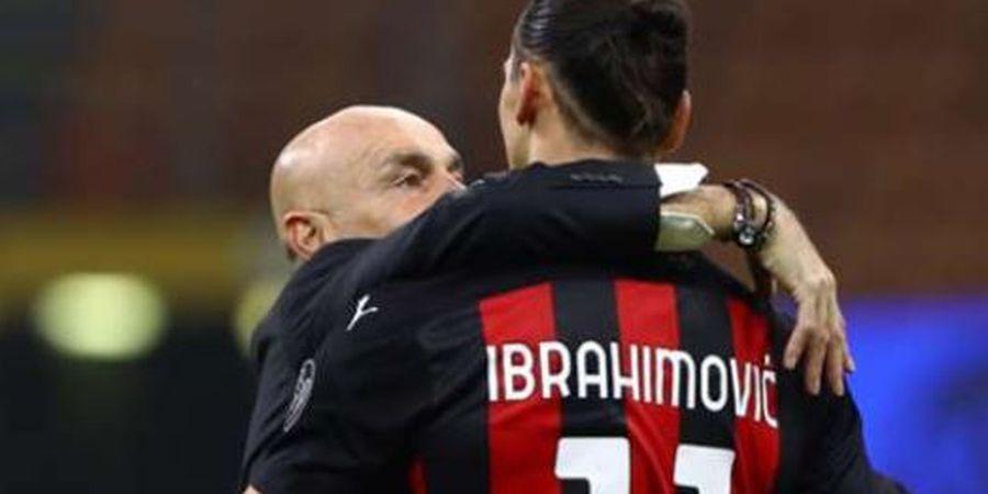Liverpool Vs AC Milan - Ibrahimovic Cedera, Begini Tanggapan Pioli