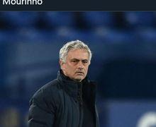 Dipecat Tottenham Hotspur, Jose Mourinho Langsung Dapat Pekerjaan Baru