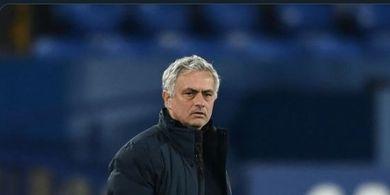 RESMI - Jose Mourinho Gantikan Paulo Fonseca sebagai Pelatih AS Roma