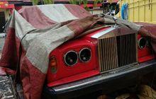 Skyline dan Mustang Bukan Pertama, Rolls Royce Pretelan Pernah Ketangkap di Batam