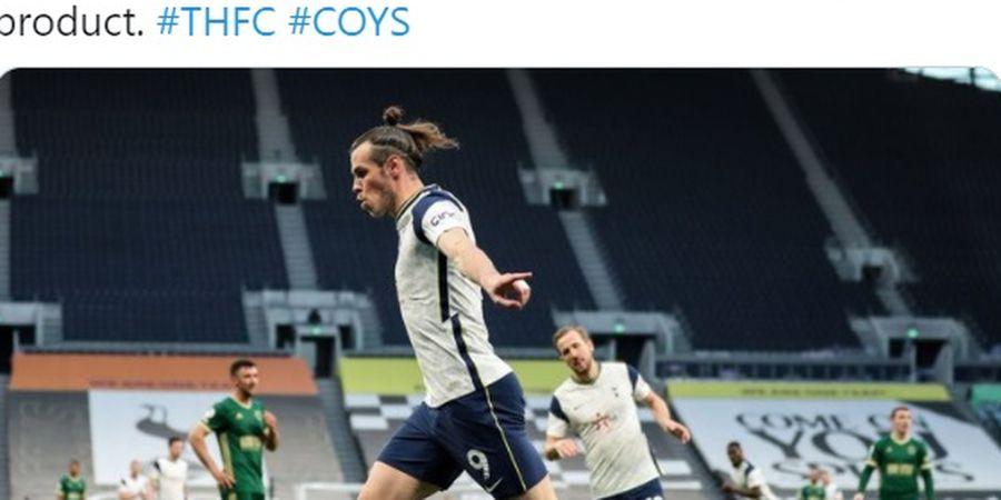 Hasil Liga Inggris - Gareth Bale Cetak Hattrick, Tottenham Pesta Gol