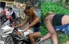 Jesika Amelia Joki Seksi Kecelakaan Saat Balap di Jalanan, Ladies Biker Ikut Berkomentar