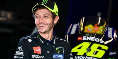 Valentino Rossi Dilaporkan Lanjutkan Karier MotoGP Sampai 2 Tahun Lagi