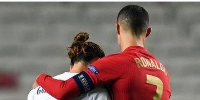 Jelang Lawan Portugal, Griezmann Sejajarkan Cristiano Ronaldo dengan Lionel Messi