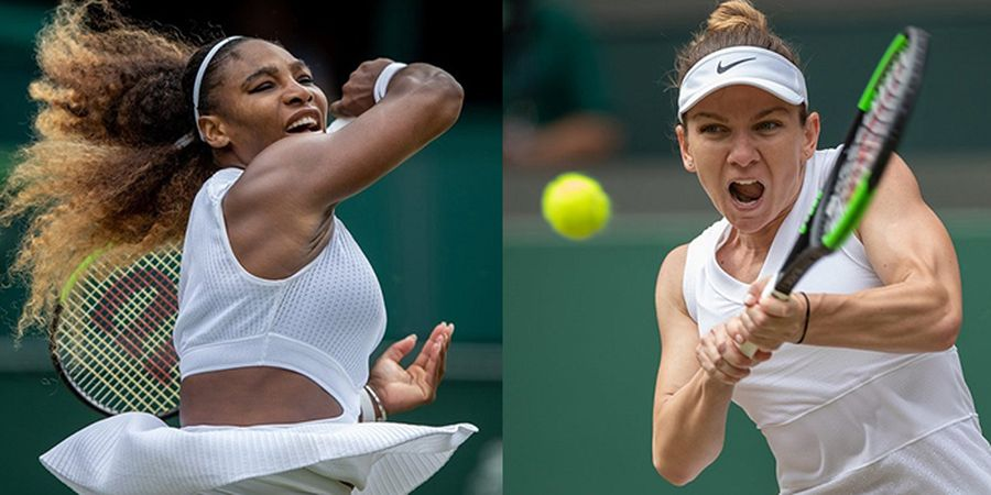 Preview Final Wimbledon 2019 - Rekor Pertemuan Memihak Serena Williams