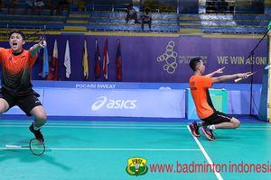 Hasil Lengkap SEA Games 2019 - Greysia/Apriyani dan Wahyu/Ade Menang, 5 Wakil Indonesia Melaju ke Semifinal