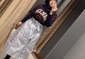 Dikabarkan Jadian, Ini Gaya Putri Delina dengan 5 Outfit Kondangan!