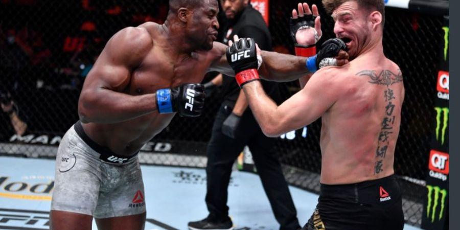 Memang Horor, Begini Perbandingan Bogem Predator UFC dengan Monster Tinju