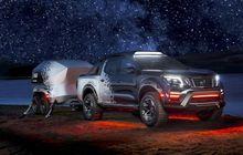 Inspirasi Modifikasi Nissan Navara, Futuristis ala Mobil Luar Angkasa!