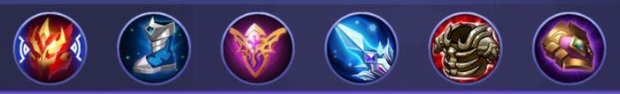 Build Baxia Mobile Legends