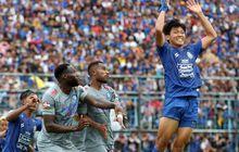 2 Jebolan Persib Panen Kartu Bersama Arema FC di Liga 1 2020
