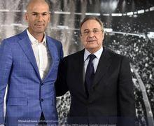 Borok Florentino Perez Terbongkar! Mengutuk Semua Legenda Real Madrid Kecuali Zidane