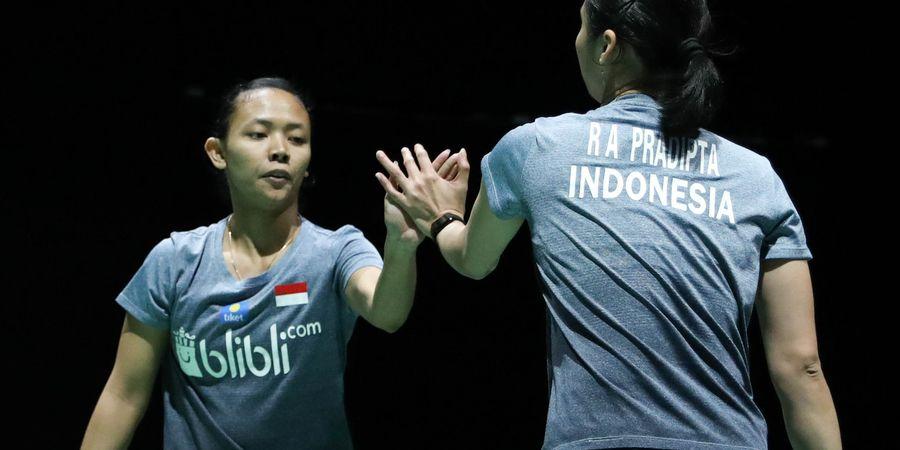 Rekap Hasil Indonesia Master 2019 - Indonesia Kunci Gelar Ganda Putri