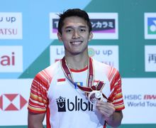 Jadwal Kejuaraan Dunia 2019 - Termasuk Jojo, Sektor Tunggal Putra Indonesia Berlaga Sore Ini!